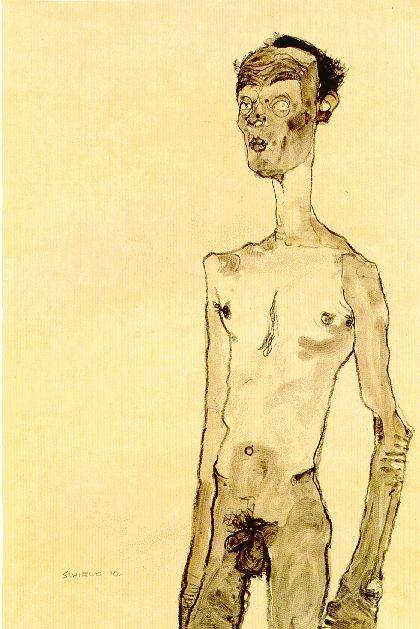 #00931. Egon Schiele