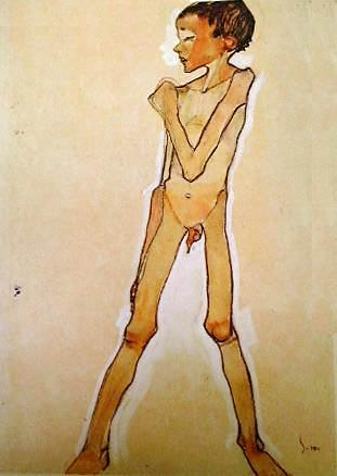 #00939. Egon Schiele