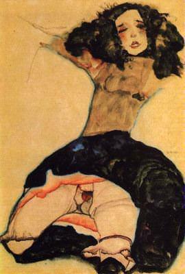 #37901. Egon Schiele