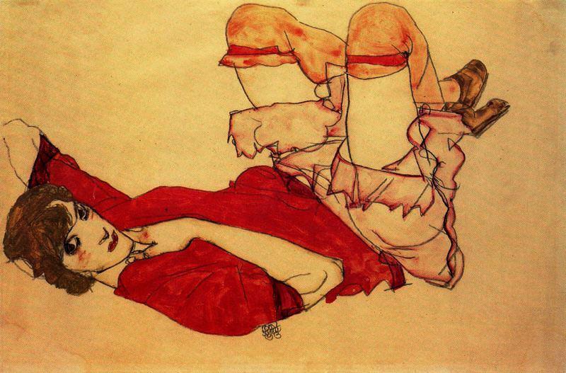 #38038. Egon Schiele