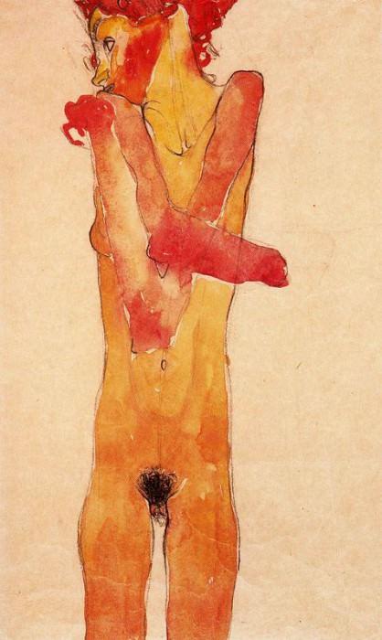#37997. Egon Schiele