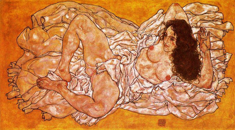 #37897. Egon Schiele