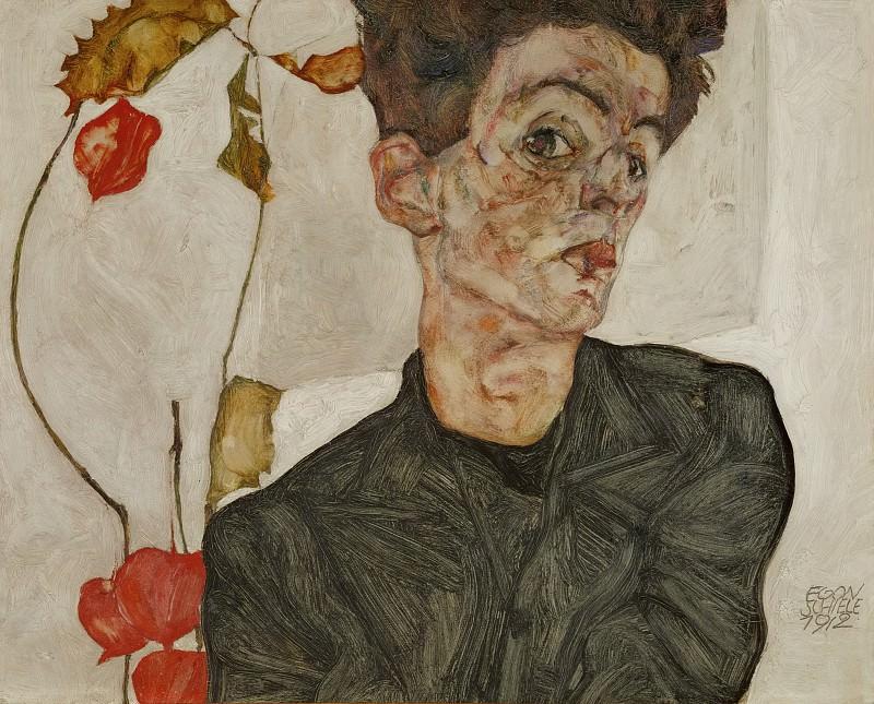 shiele09. Egon Schiele