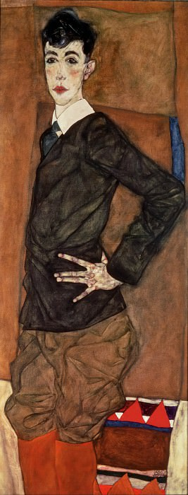 shiele18. Egon Schiele