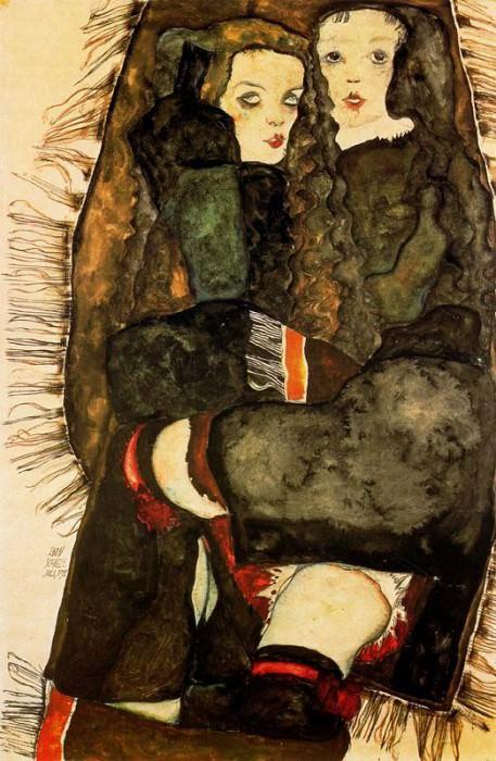 #37874. Egon Schiele