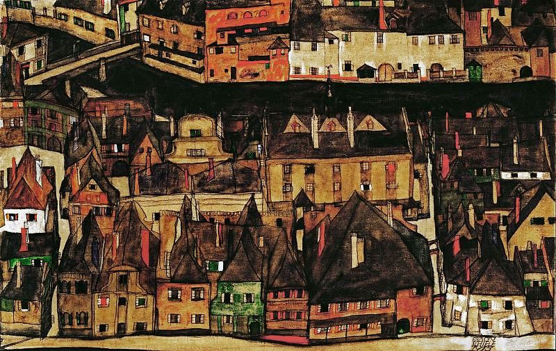 #38014. Egon Schiele