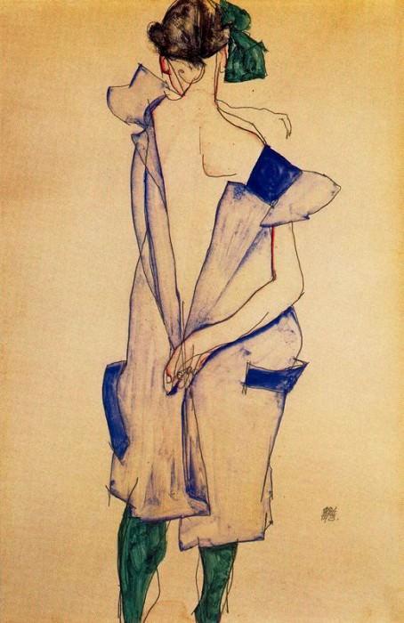 #37974. Egon Schiele