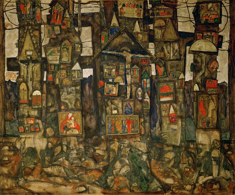 shiele07. Egon Schiele