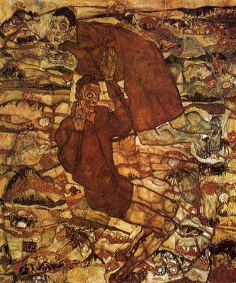 #37993. Egon Schiele