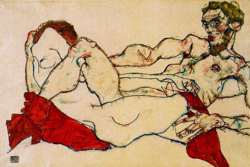 #37985. Egon Schiele