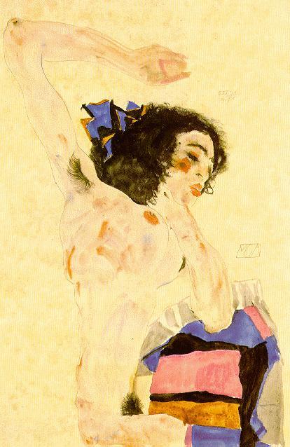 #00919. Egon Schiele