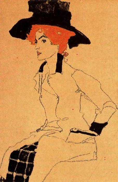 #37921. Egon Schiele