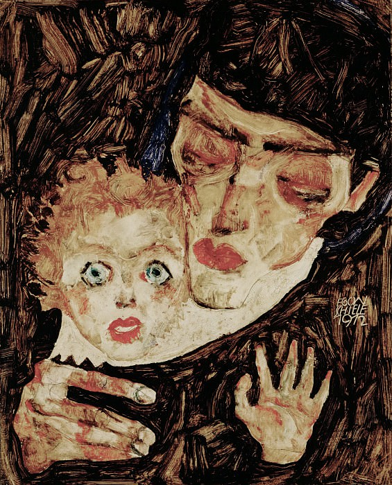 shiele15. Egon Schiele