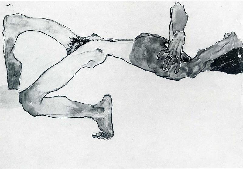 art 213. Egon Schiele