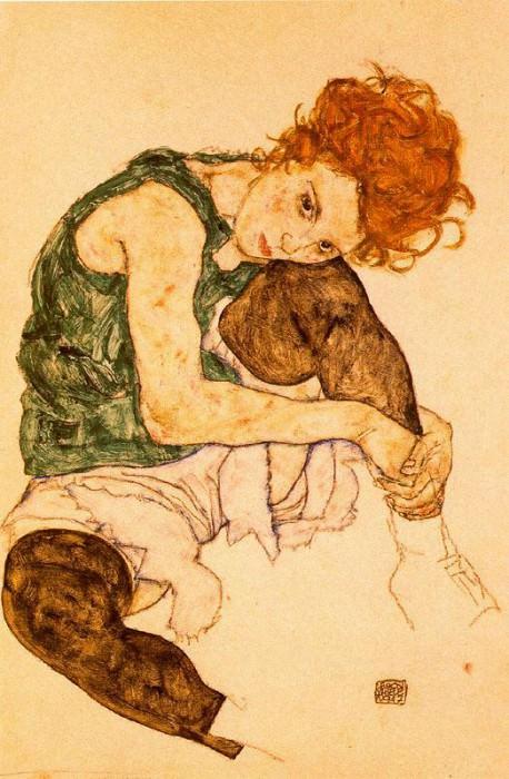 #38041. Egon Schiele
