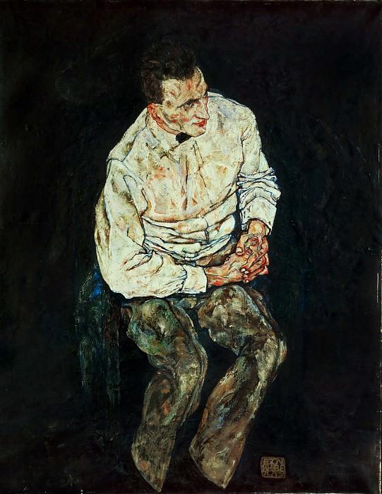 shiele13. Egon Schiele