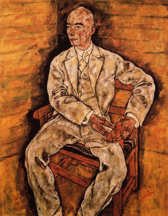 #38045. Egon Schiele