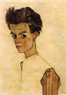 #37981. Egon Schiele