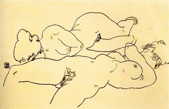 #00909. Egon Schiele