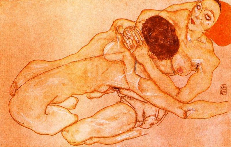 #37935. Egon Schiele