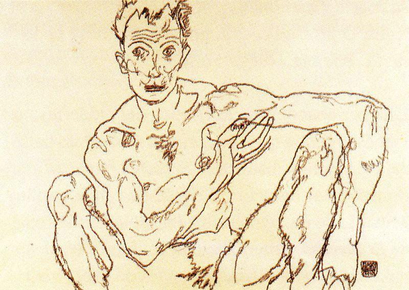 #38036. Egon Schiele