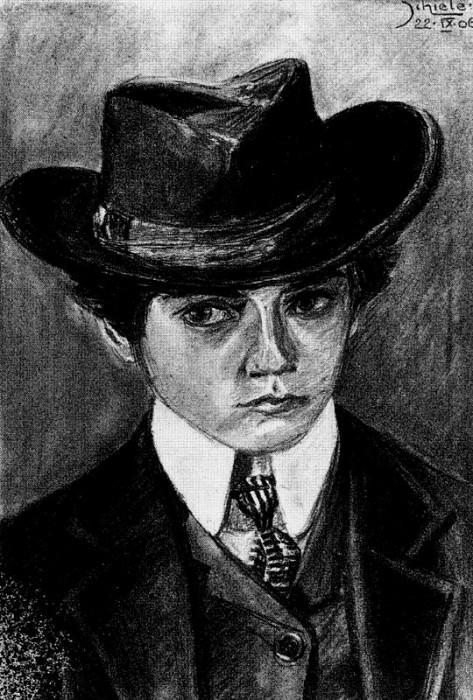 #37891. Egon Schiele