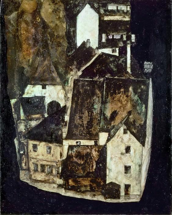 #37887. Egon Schiele