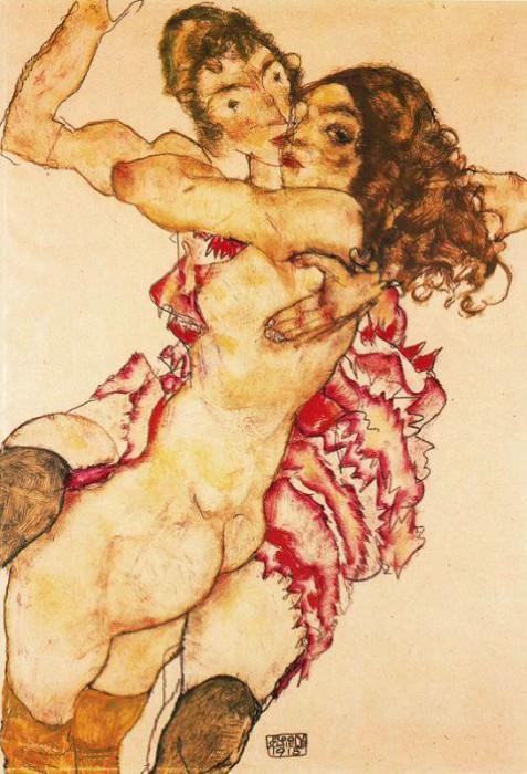 #37960. Egon Schiele