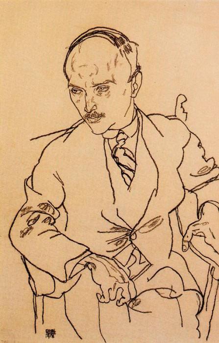 #37899. Egon Schiele