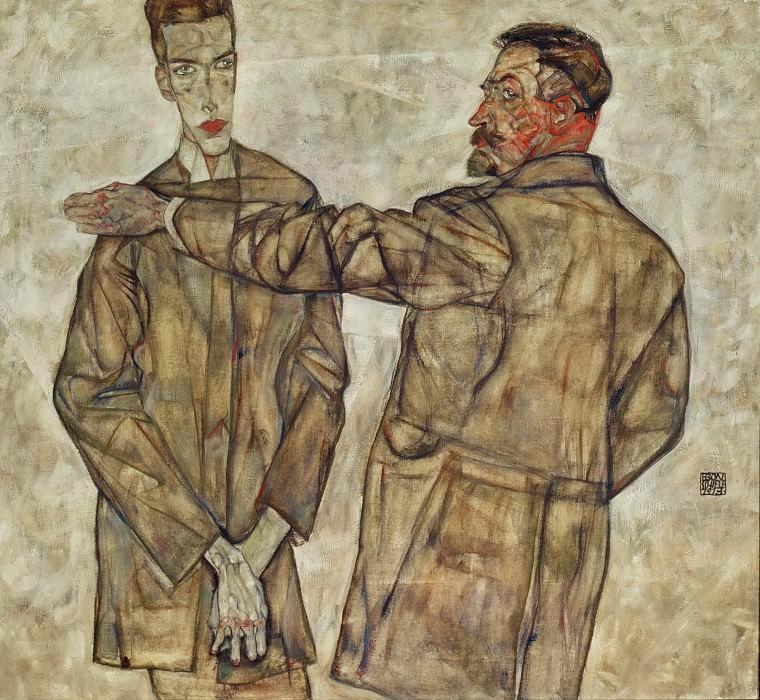 #37987. Egon Schiele