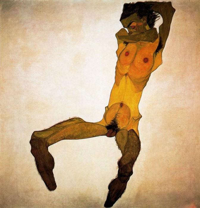 #37948. Egon Schiele