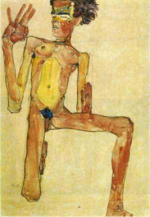 #00905. Egon Schiele