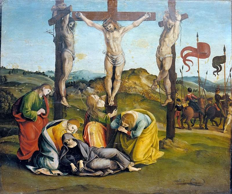 Crucifixion. Luca Signorelli