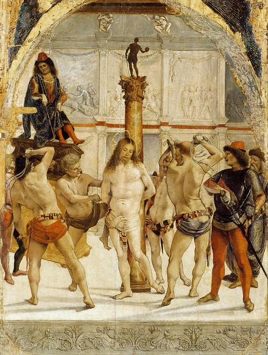Flagellation. Luca Signorelli