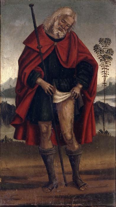San Rocco. Luca Signorelli