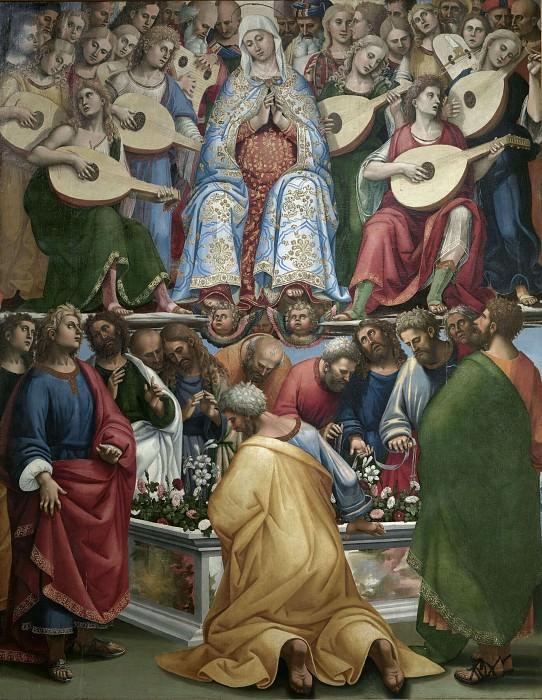 Assumption. Luca Signorelli