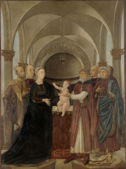 Принесение во храм. Лука Синьорелли