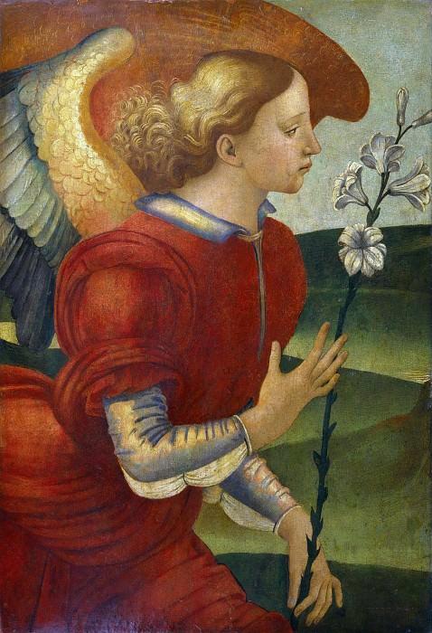 Archangel Gabriel. Luca Signorelli