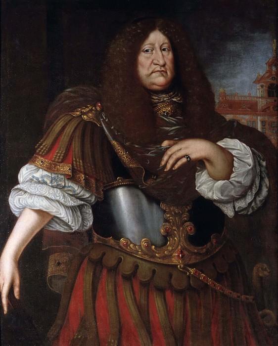 Магнус Габриэль Де ла Гарди (1622-1686). Ричард Сильвиус (Приписывается)