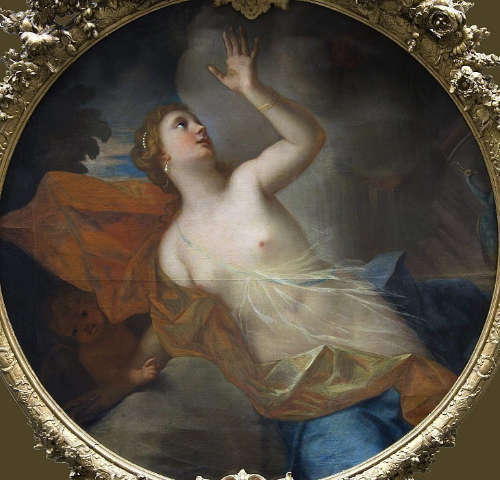 Juno or Allegory of the Element Air. Georg Engelhard Schröder