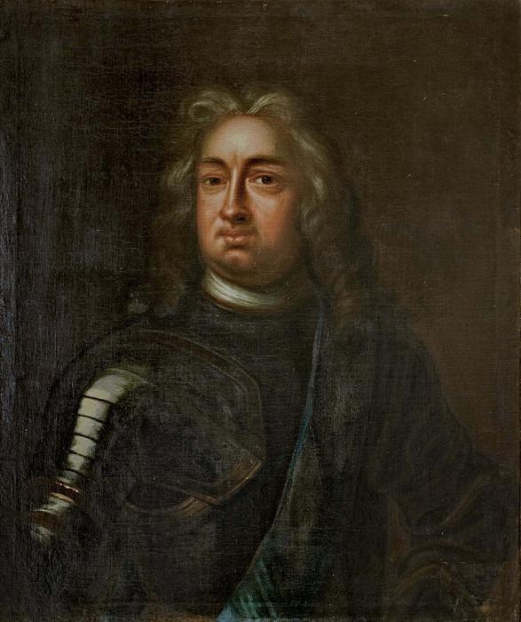 Karl (1654-1730), Landgrave of Hessen-Kassel. Georg Engelhard Schröder