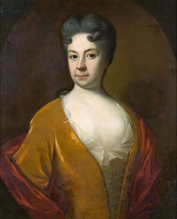 Sophia Elisabet Weber (1659-1730), married to Elias Brenner. Georg Engelhard Schröder