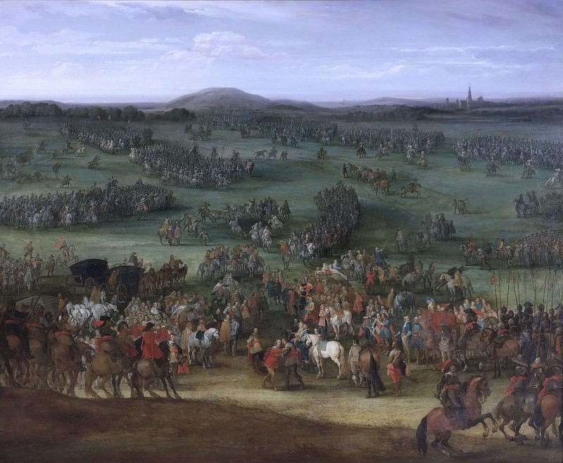 The Battle of Nördlingen II. Pieter Snayers (Attributed)