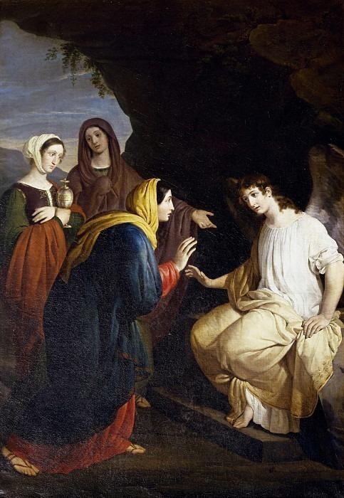 Марии у гроба. Энрико Скури