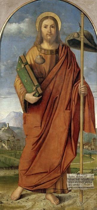 Триптих Лепрено. Франческо ди Симоне да Сантакроче