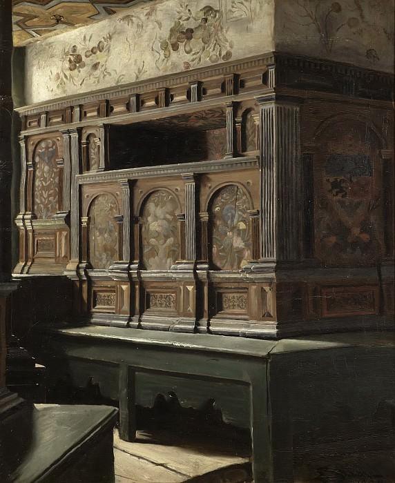 King Karl IX's Bedchamber at Gripsholm. Emma Sparre
