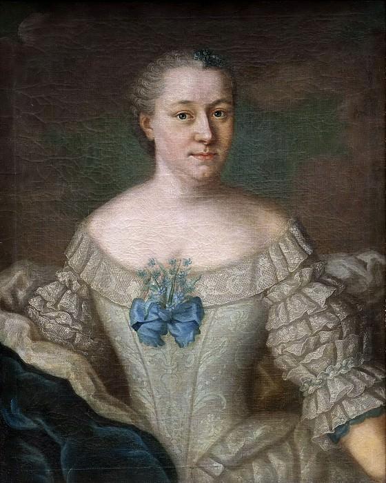 Hedvig Charlotta Nordenflycht (1718-1763). Johan Stålbom (Stalbom)
