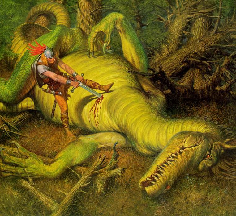 82tcal 01-The Slaying of Glaurung. Даррелл К Сладкий