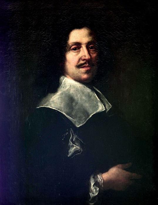 Self Portrait. Justus Sustermans