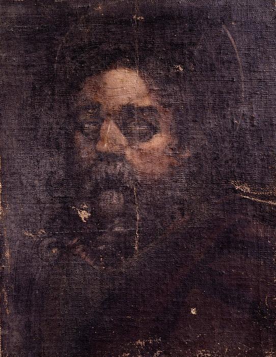 Глава святого. Бернардо Строцци